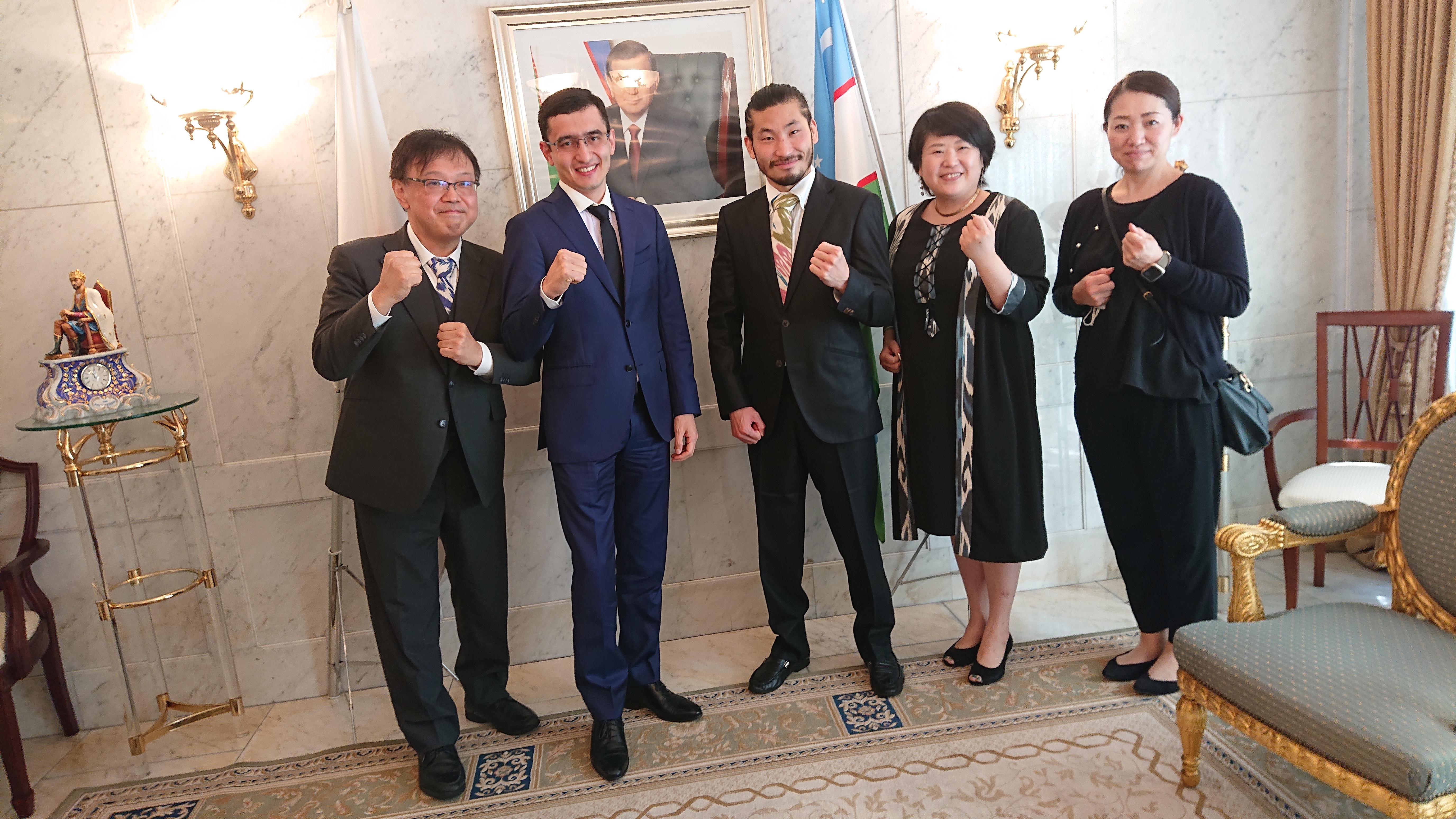 #ウズベキスタン #チャンピオン #サムライ #岩佐亮佑 #Samurai #boxing